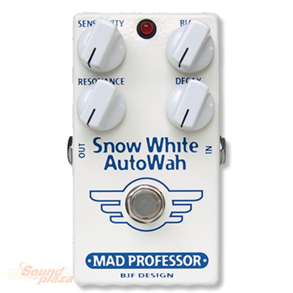 Mad Professor Snow White Autowah Handwired