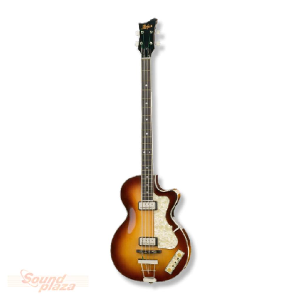 Hofner HCT-500 2SB Club Bass Contemporary