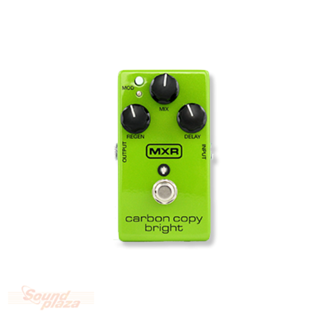 MXR M269SE Carbon Copy Bright delay