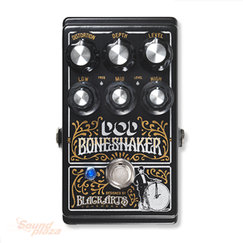 Digitech Boneshaker Distortion Fuzz