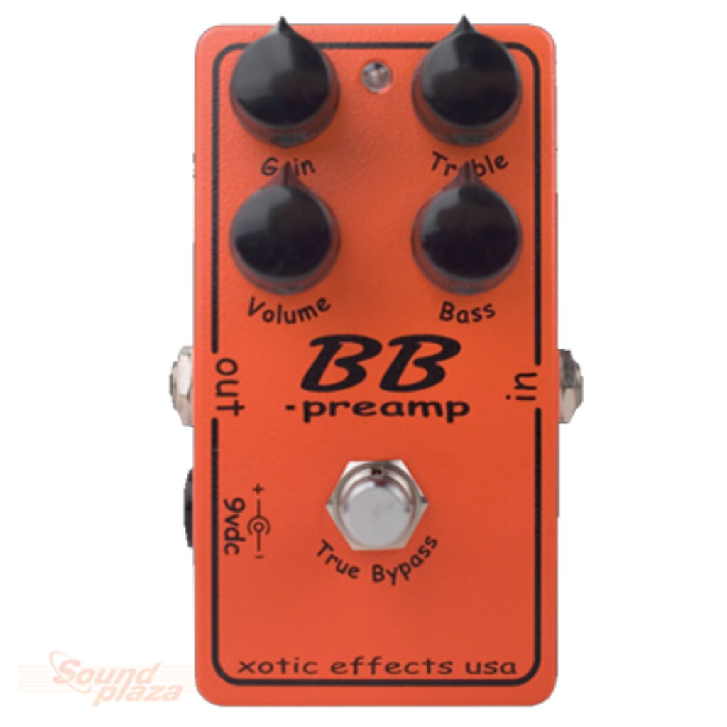 Xotic BB Preamp Boost/Overdrive