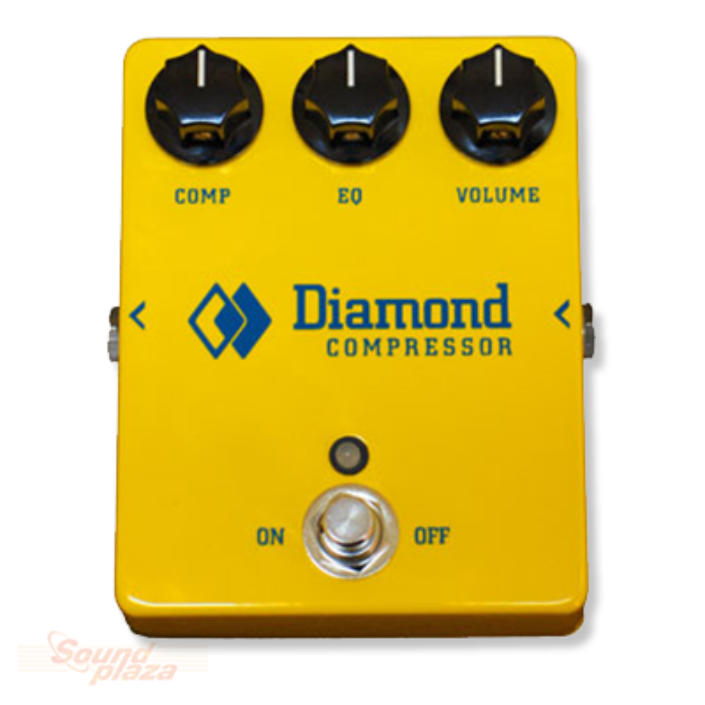 Diamond Compressor CPR-1 effect pedaal