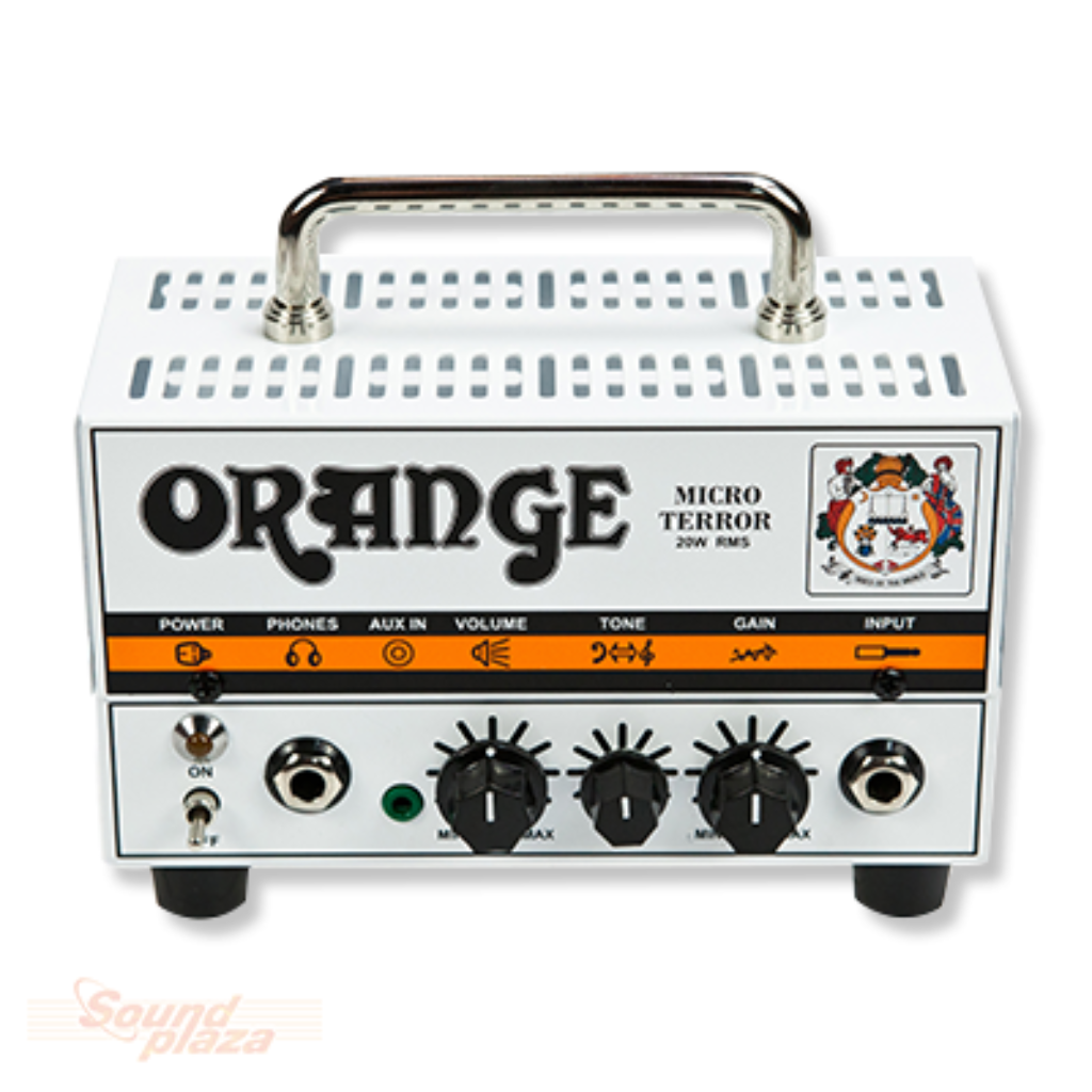 Orange Micro Terror MT20 Gitaar Top