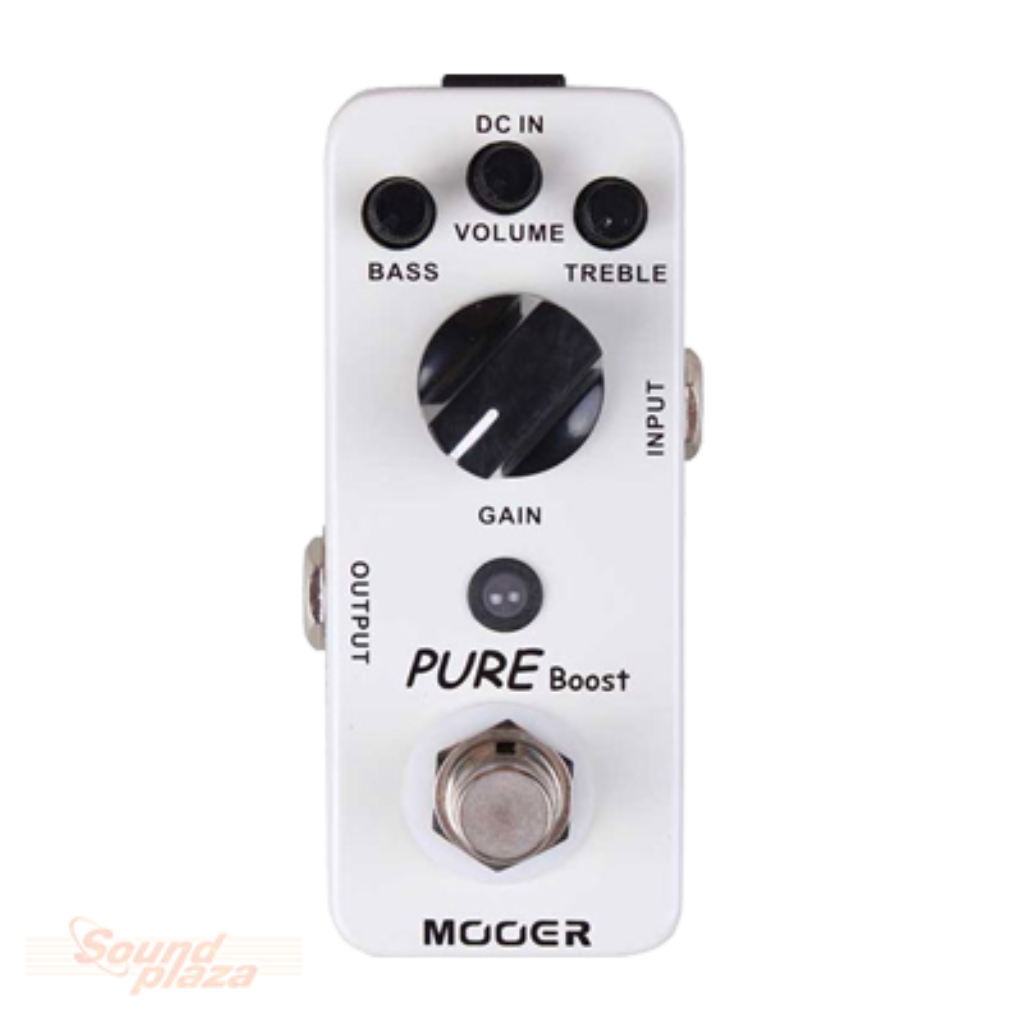 Mooer Pure Boost Clean Booster