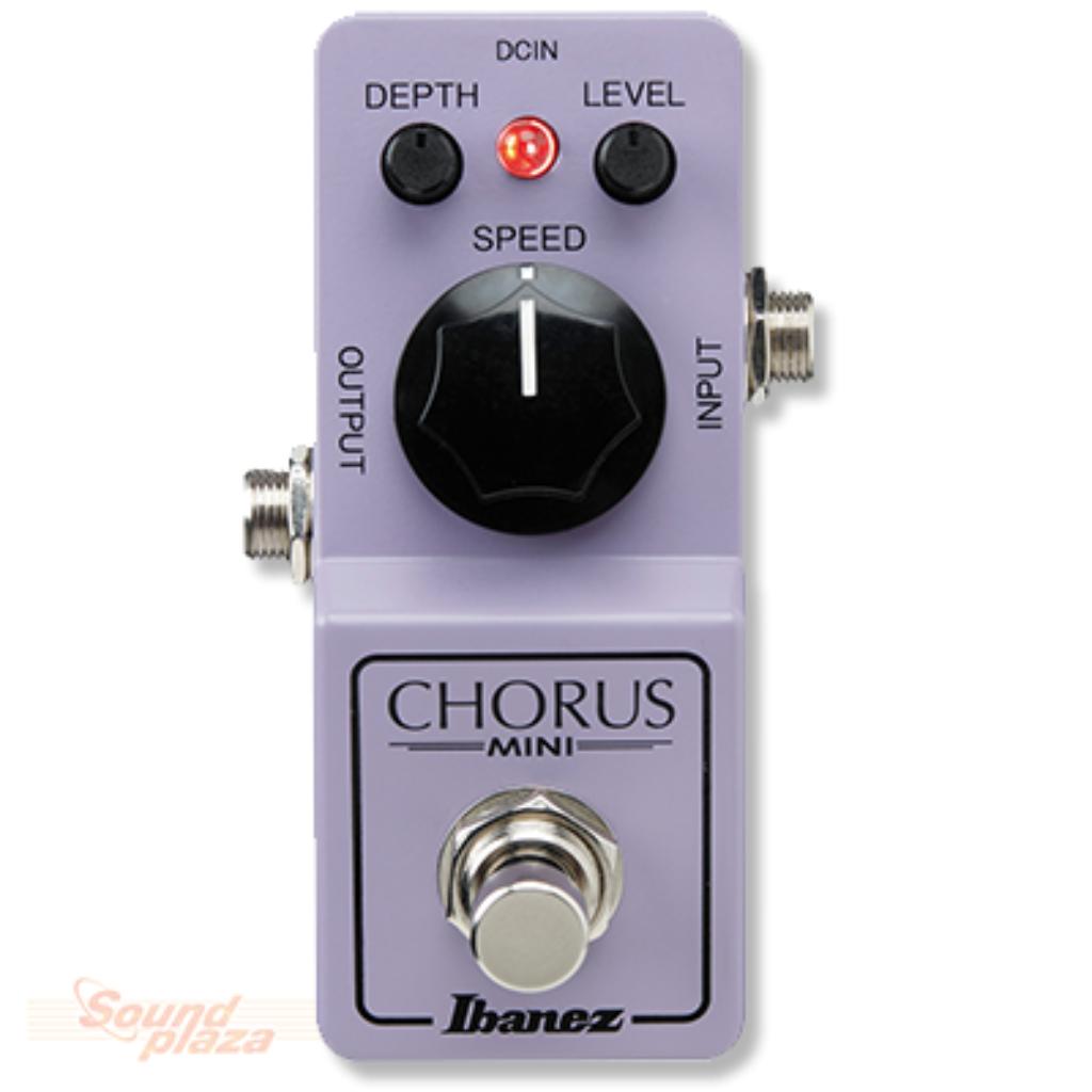 Ibanez Mini Chorus effect pedaal