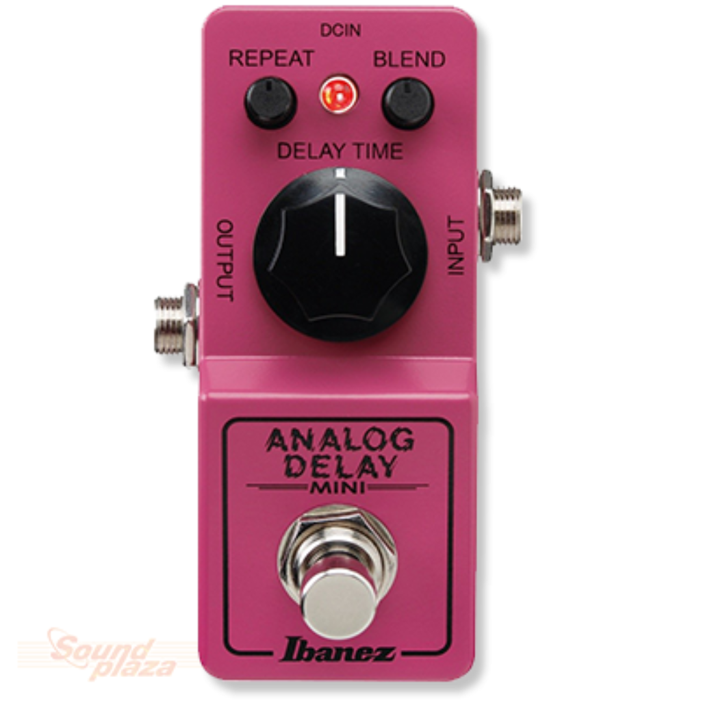 Ibanez Mini Analog Delay Effect pedaal
