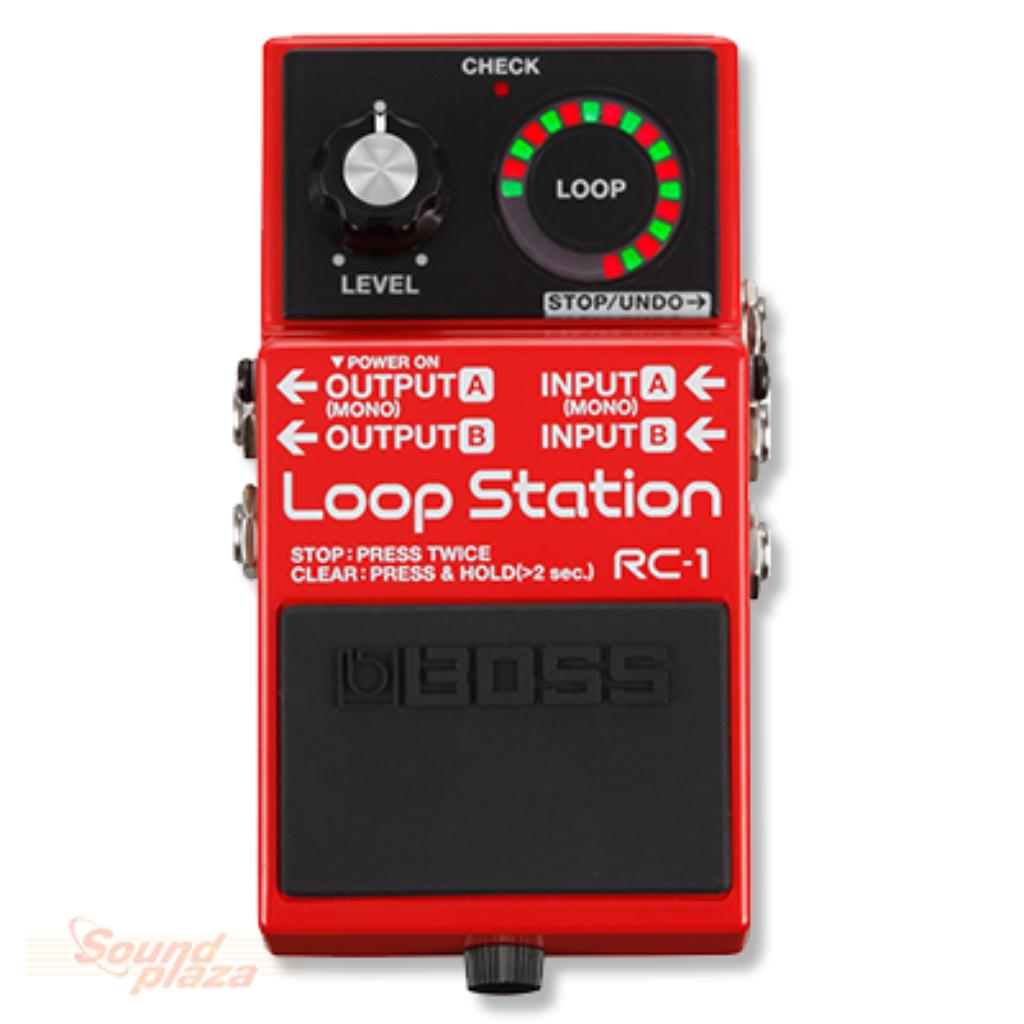 Boss RC-1 Loop Station Effect Pedaal
