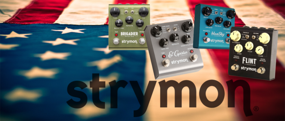 Strymon: We've got 'em!