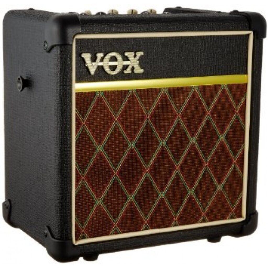 Vox Mini 5 Rhythm modeling gitaar versterker