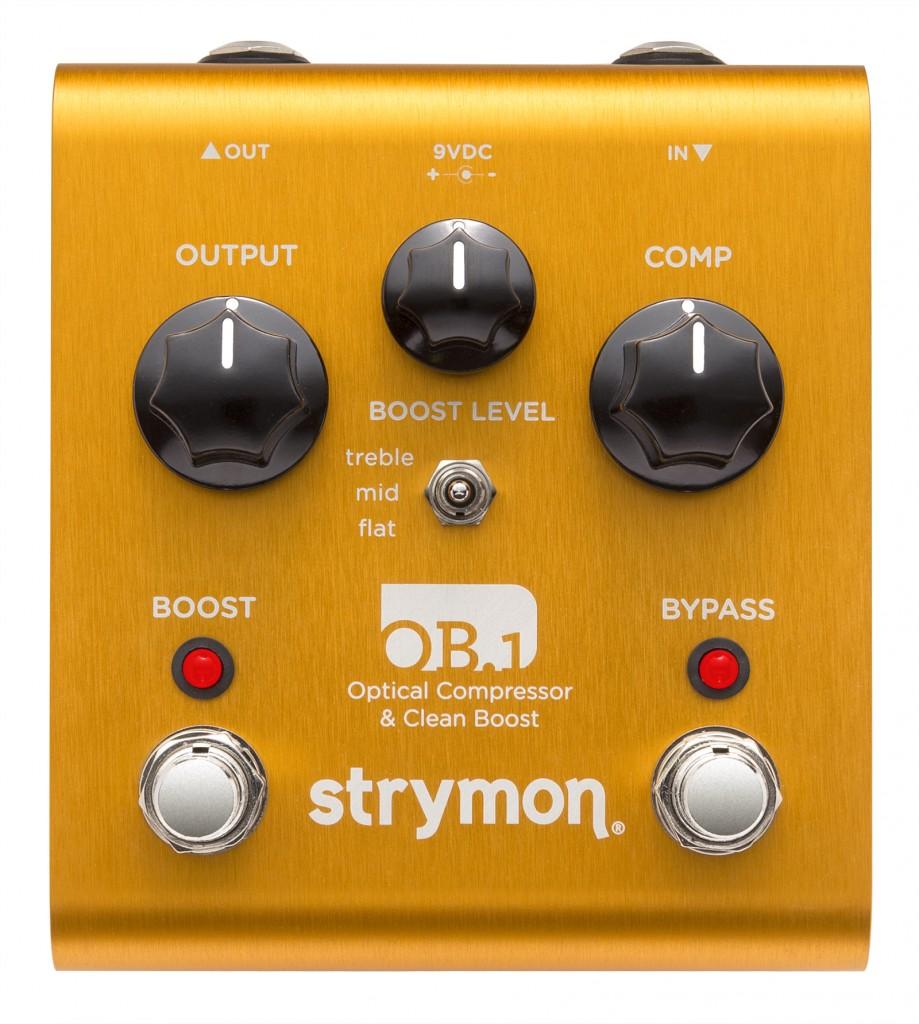Strymon OB.1 comp.+clean boost