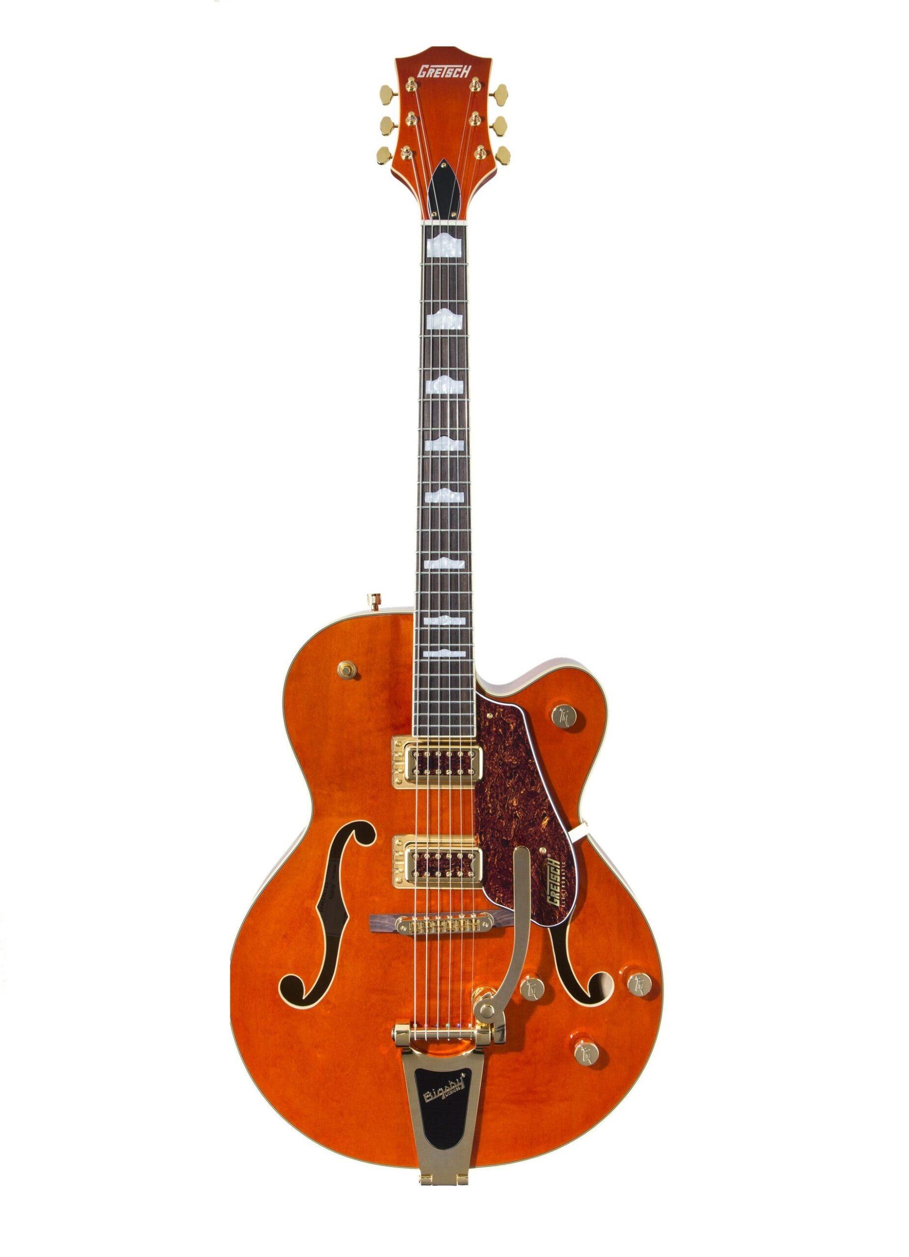 Gretsch G5420tg 50s Orange