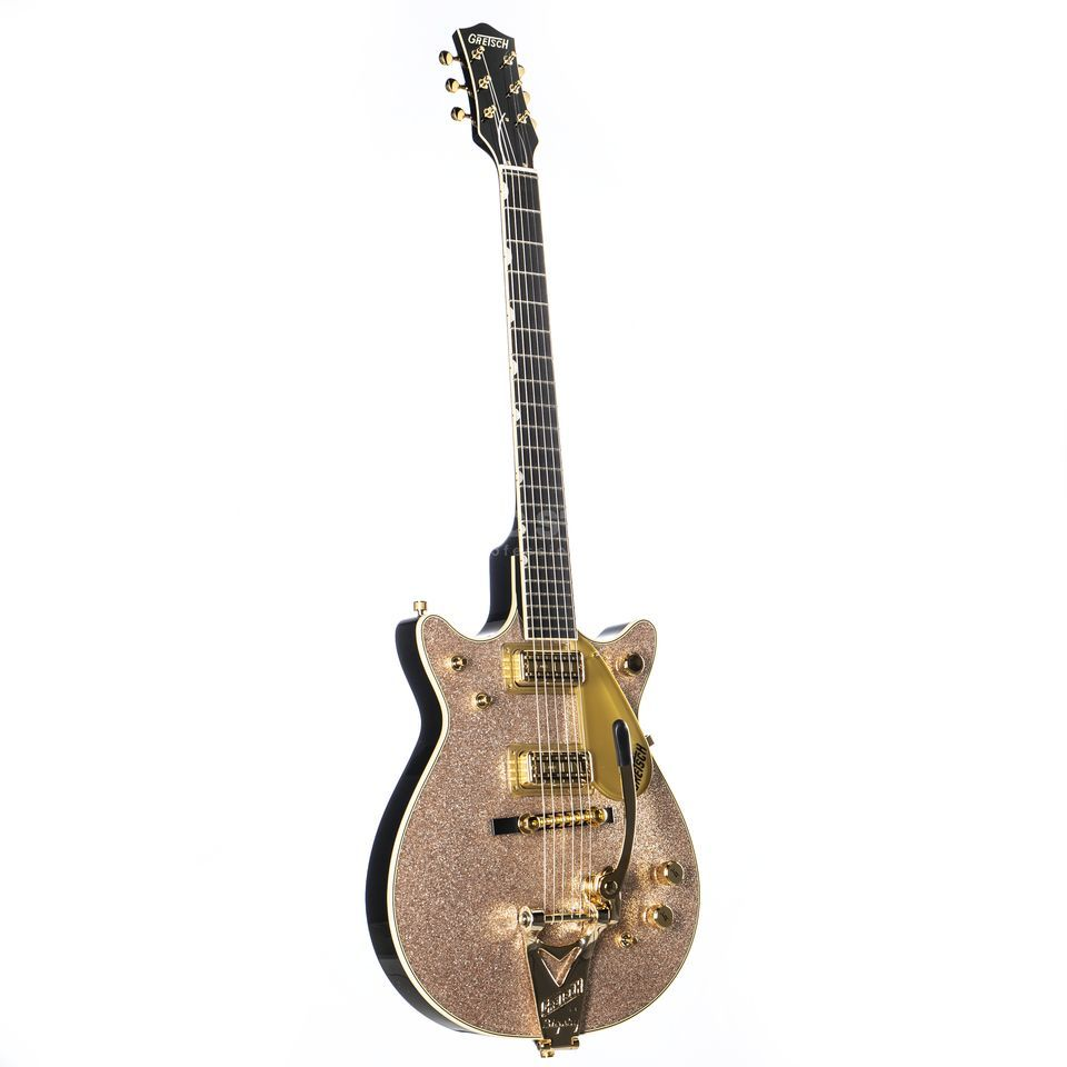gretsch 69 jet champagne sparkle betere foto